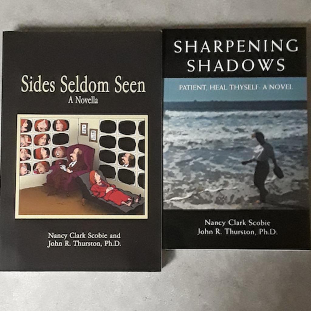 John Thurston Sharpening Shadows & Sides Seldom Seen Book Bundle