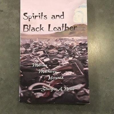 Marian Hersrud Spirits and Black Leather