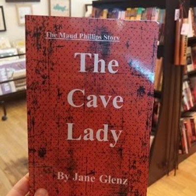 Jane Glenz The Cave Lady