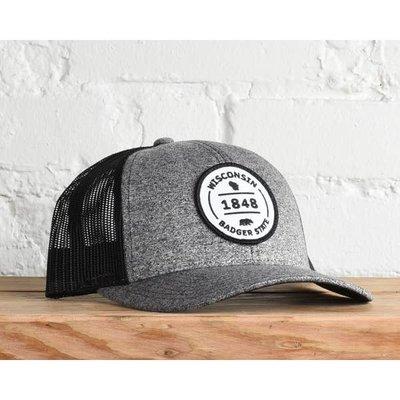Snapback Hat - Wisconsin 1848