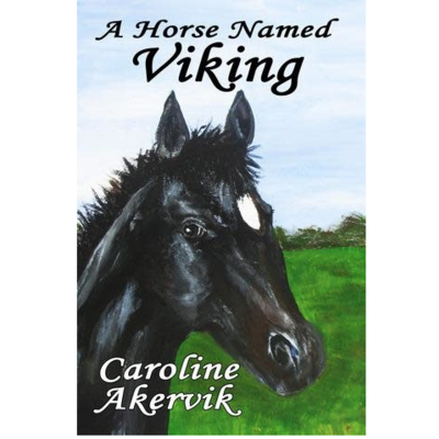 Caroline Akervik A Horse Named Viking