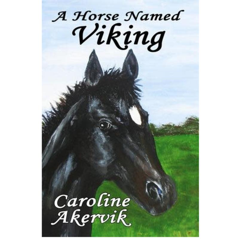 Caroline Akervik A Horse Named Viking