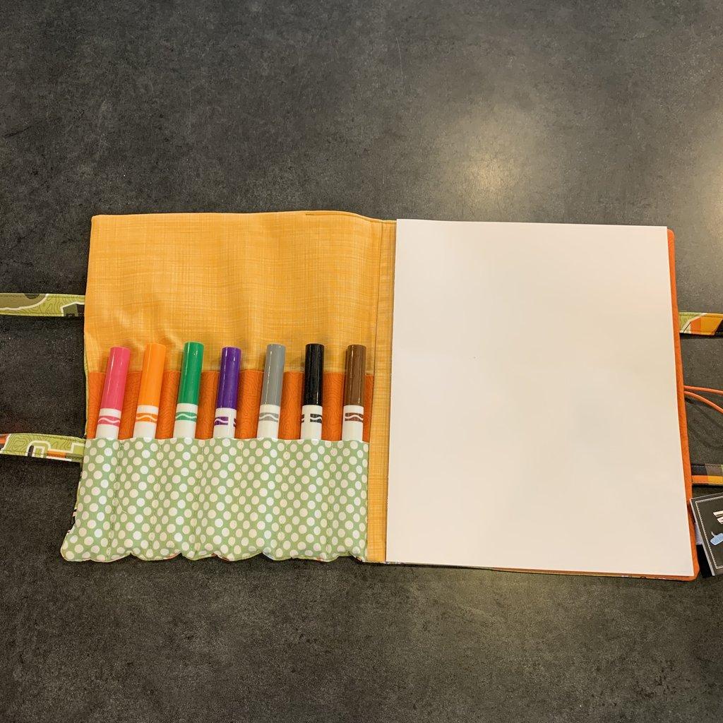 Kiki b Omi Designs Art Caddy - Camp - Large