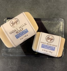 Lucy's Goat Milk Soap Lucy's Goat Milk Soap - Lily of the Valley Handbar