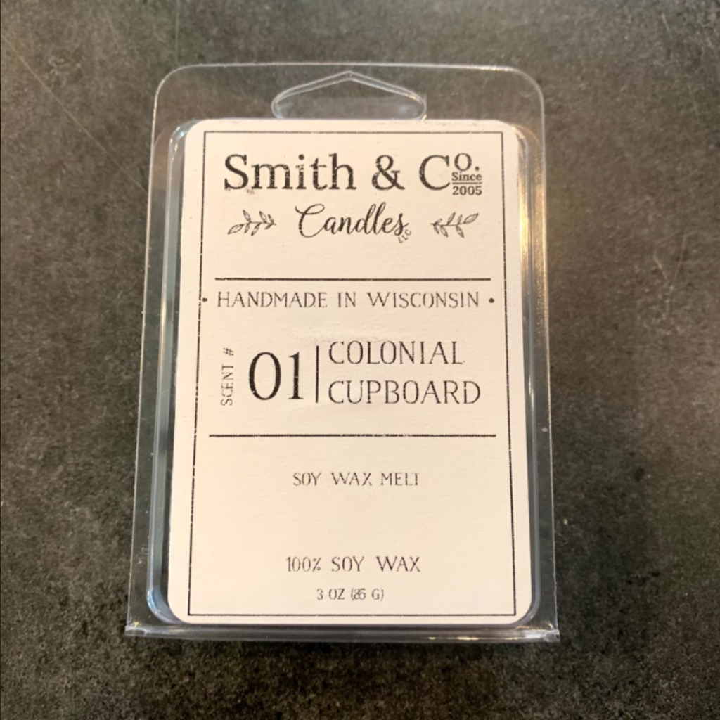 Wax Melt - Colonial Cupboard (3oz)