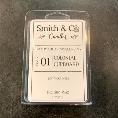 Wax Melt - Colonial Cupboard (3oz)