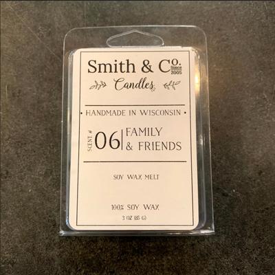 Wax Melt - Family & Friends (3oz)