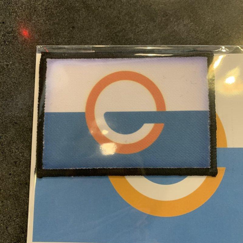Volume One Patch - Eau Claire Flag