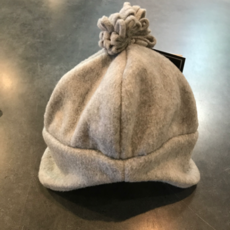 Gail Ryan Fleece Kid's Hat w/ Pom