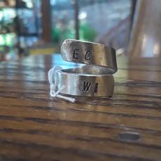 ECWI Stamped Ring
