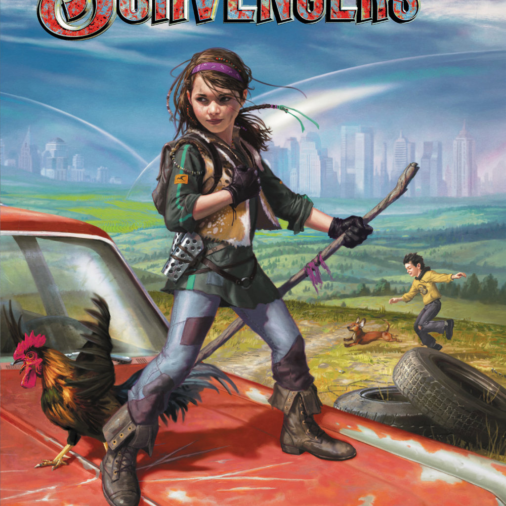 Michael Perry The Scavengers