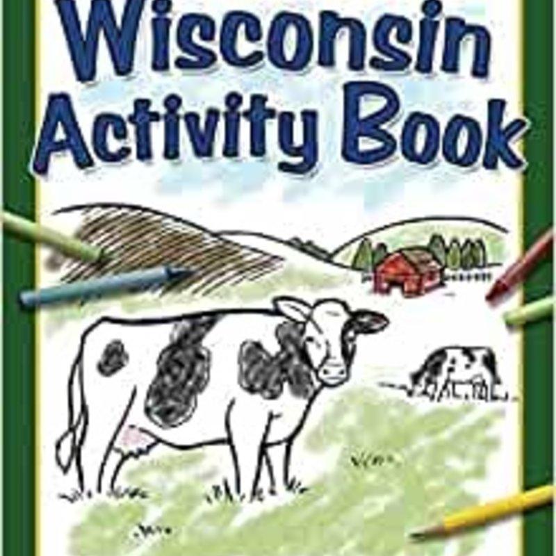 Wisconsin Activity Book