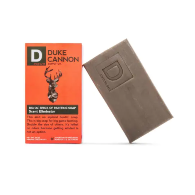 Duke Cannon Supply Co. Big Ol' Brick of Hunting Soap