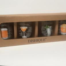 dishique Beaker Glass Set