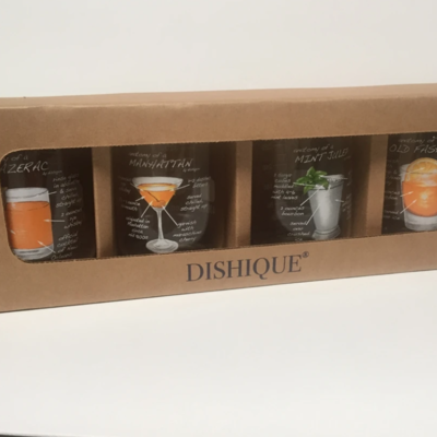 dishique Beaker Glass Set