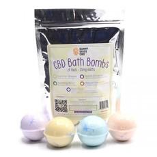 CBD Bath Bomb - 4 Pack