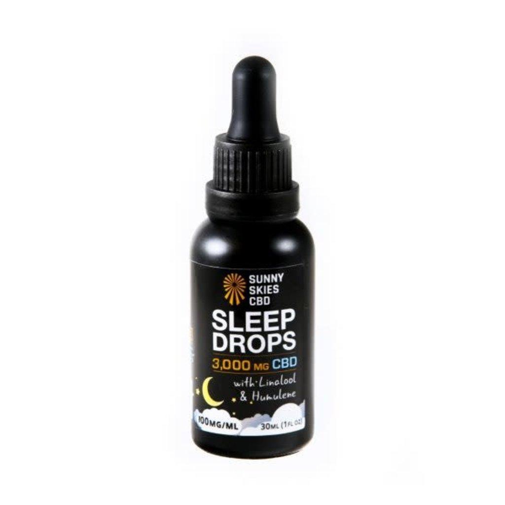 CBD Sleep Drops (750mg)