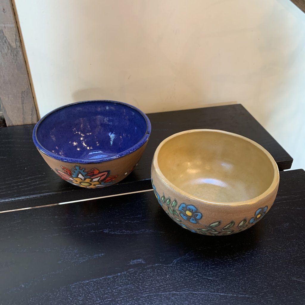 Ann Wrzosek-Manor (Meadowsong Studios) Meadowsong Bowl - Extra Small (Assorted)