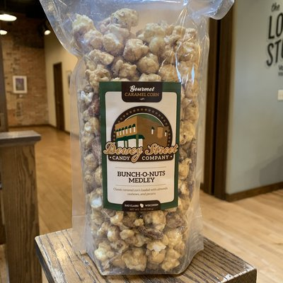 Dewey Street Candy Co. Caramel Corn - Bunch O Nuts (Large)