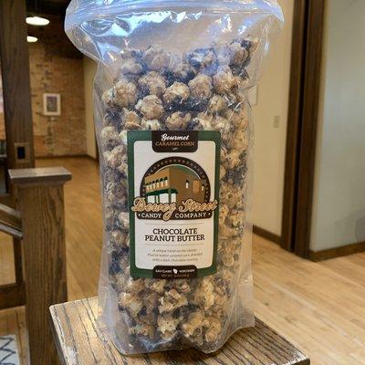 Dewey Street Candy Co. Caramel Corn - Chocolate Peanut Butter (Large)