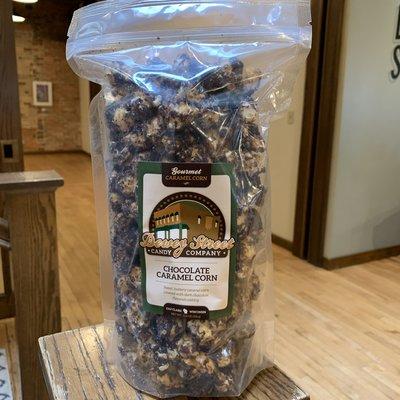 Dewey Street Candy Co. Caramel Corn - Chocolate (Large)