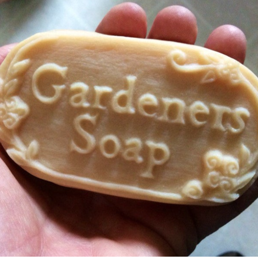 Lucy's Goat Milk Soap Lucy's Goat Milk Soap - Gardener's Soap