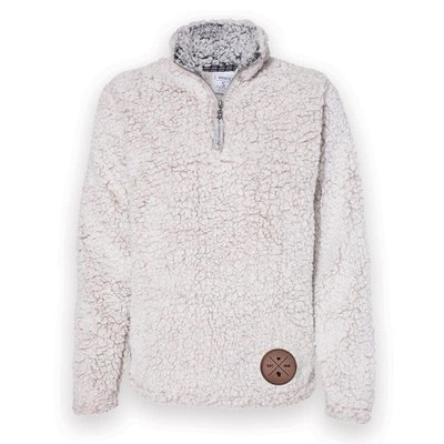 Up North Clothing Wisconsin 1848 Sherpa Fleece