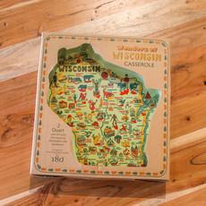 Keep the Faye Wonders of Wisconsin Baking Casserole Dish