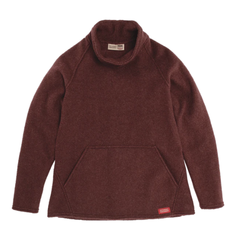 Stormy Kromer The Fireside Pullover (Women's) - Cayenne