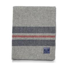 Wool  Blanket - Cabin