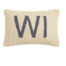 Volume One WI Hook Pillow