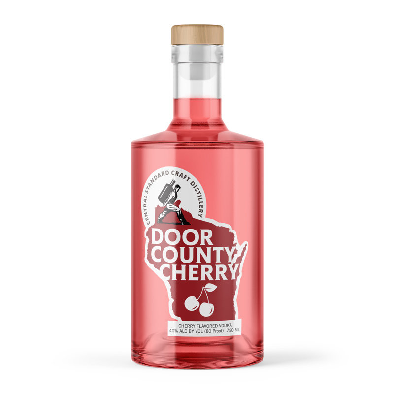 Central Standard DC Cherry Vodka