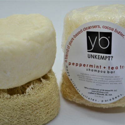 YB Urban? Creative Homestead Shampoo Bar - Peppermint & Tea Tree (3 oz)