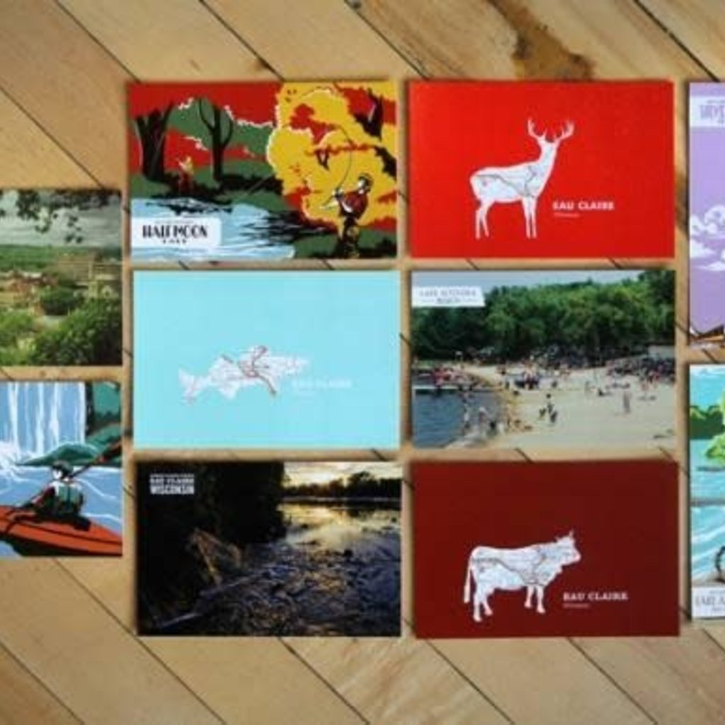 Volume One Postcards: 5 for $4.00