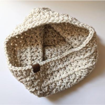 LameMaker Crochet Small Cowl