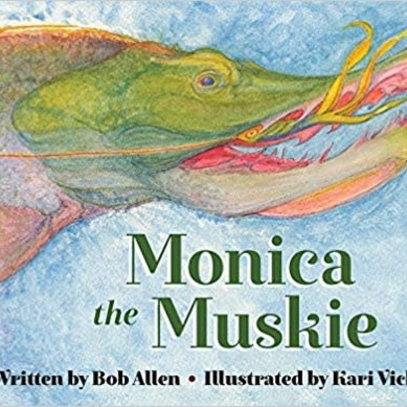 Bob Allen Monica the Muskie