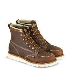 American Heritage Boots – 6″ Trail Crazy Horse Moc Toe