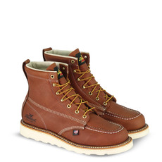 American Heritage Boots – 6″ Tobacco Moc Toe