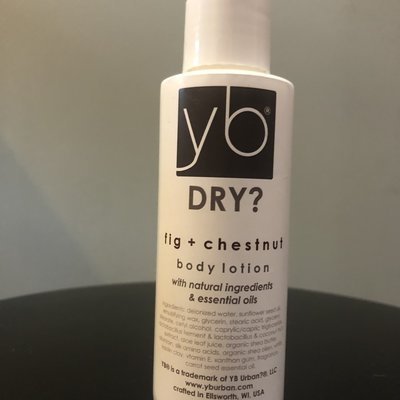 YB Urban? Creative Homestead YB Dry? Lotion - Fig & Chestnut (4 oz)