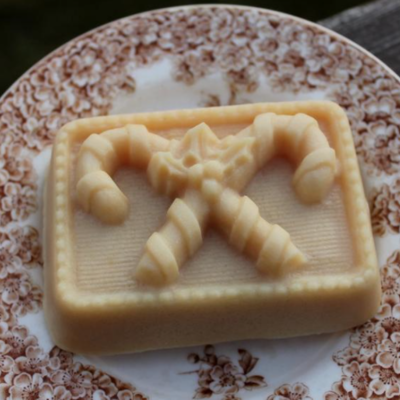 Lucy's Goat Milk Soap Lucy's Goat Milk Soap - Candy Cane