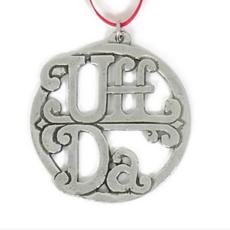 Volume One Metal Ornament - Uff Da