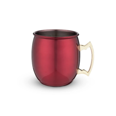 Volume One Moscow Mule Mug (Red)