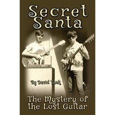 David Tank Secret Santa: The Mystery of the Lost Guitar