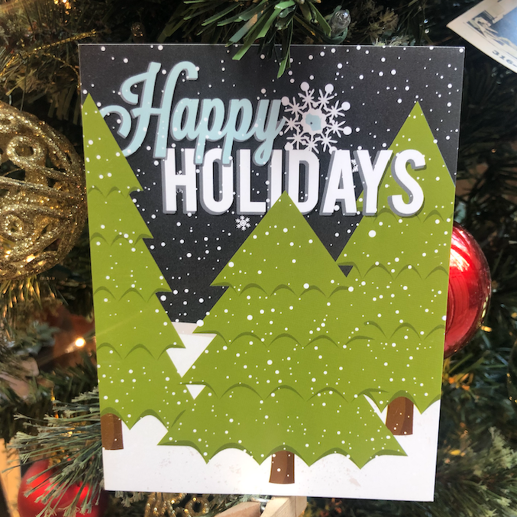 Volume One Holiday Greeting Card (V1 MADE)