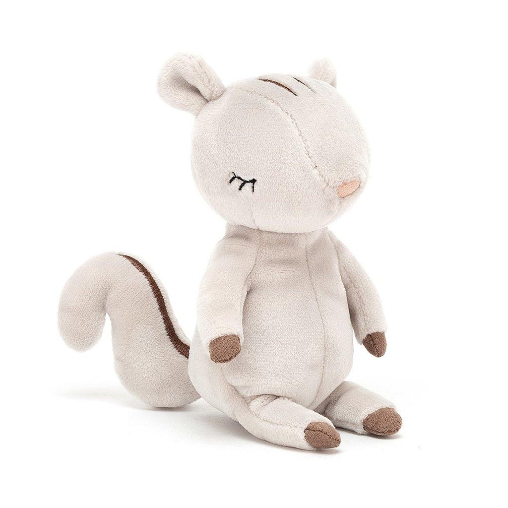 Jelly Cat Plush Animal - Mini Squirrel