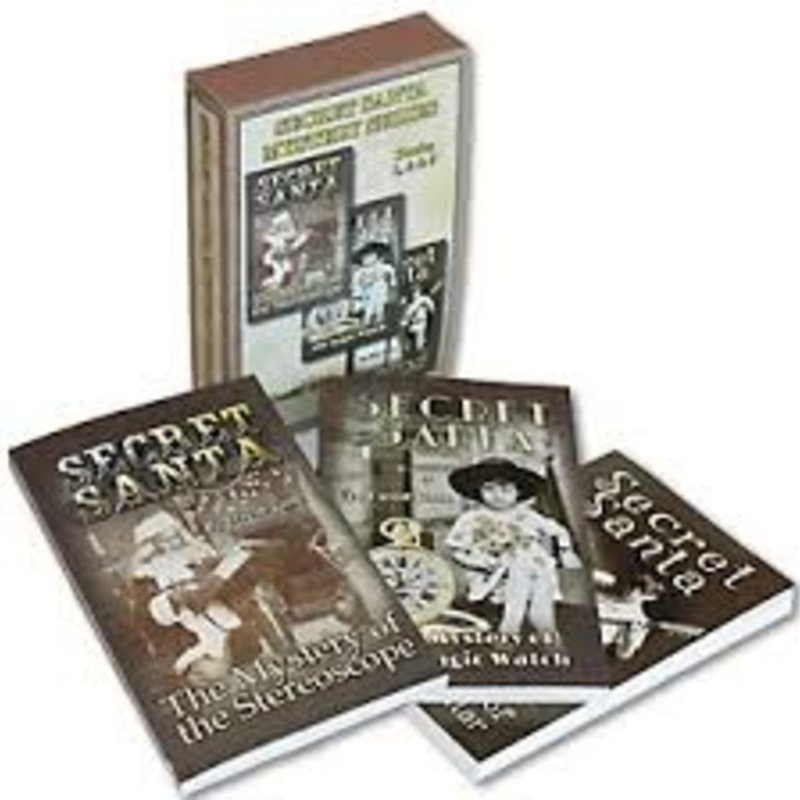 David Tank Secret Santa Mystery Series (Book Boxed Set of 3)