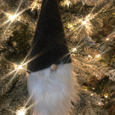 Gnome Ornament - Extra Large