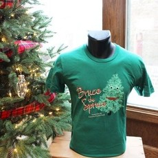 Volume One Bruce the Spruce Tee