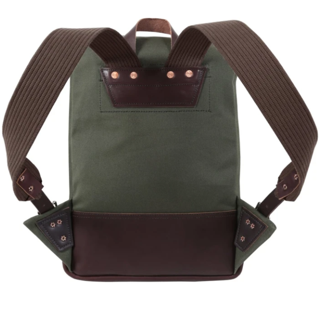 Duluth Pack Deluxe Roll-Top Scout