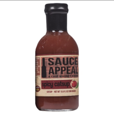Chip Magnet Sauce Appeal - Spicy Catsup
